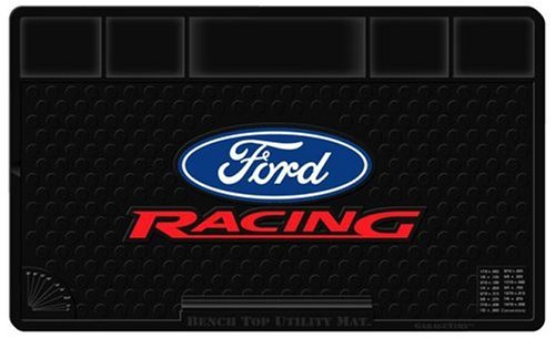 Galleon Ford Racing Molded Bench Top Utility Mat 16 Quot
