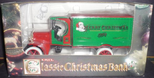 Ertl 1994 Classic Christmas 1925 Kenworth Delivery Truck 1 34 Scale Diecast Bank