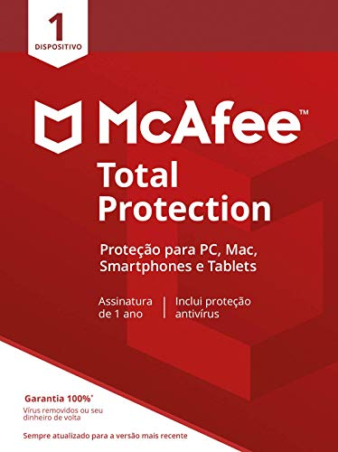 McAfee Total Protection 1