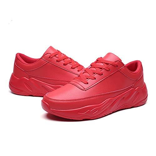Liuxc Turnschuhe Winter erhöhen erhöhen erhöhen Schuhe Herrenschuhe Studenten Männer Casual Sportschuhe 219379