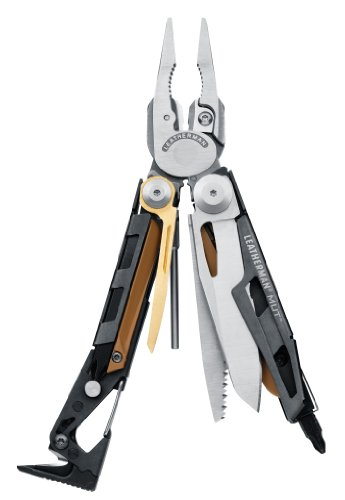 Leatherman - MUT Multi-Tool, Stainless Steel with Molle
