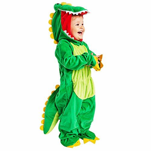 Toddler Gator Costume 2T -