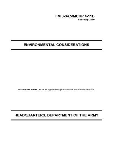 Environmental Considerations PDF