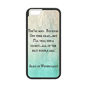 """Alice in Wonderland Design Case for iPhone 6 4.7"""",Cover for iPhone 6 4.7"""",Case Cover for iPhone 6,Hard Case Protector for iPhone 6 4.7"""""""
