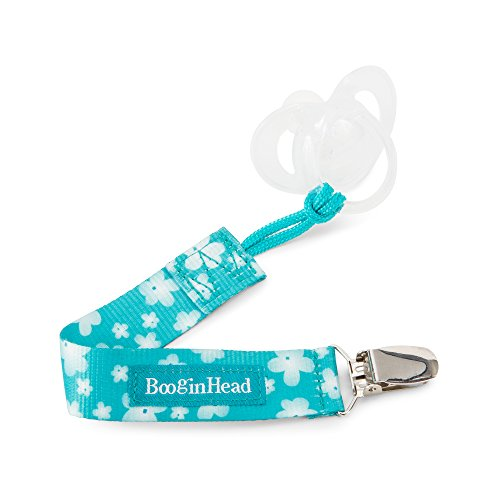 BooginHead PaciGrip Pacifier Holder Spring