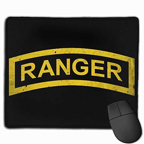 (US Army Retro Ranger Tab Mouse Pad Mat)