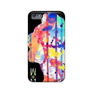 MansourMurray Iphone 6plus Shock Absorption Cell-phone Hard Covers Unique Design Vivid Nirvana Skin [bkD7596WhvU]