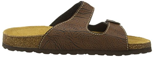 Lico Natural Elefo - Zapatillas de estar por casa Hombre Marrón (BRAUN)