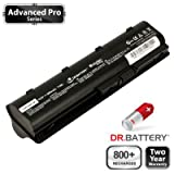 Dr. Battery® Advanced Pro Series Laptop / Notebook Battery Replacement for HP Pavilion dv6-6077ei (6600 mAh / 71Wh) Samsung SDI cell! 60-Day Money Back Guarantee! 2 Year Warranty
