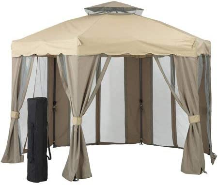 Better Homes and Gardens 12 x 12 Gilded Grove Gazebo