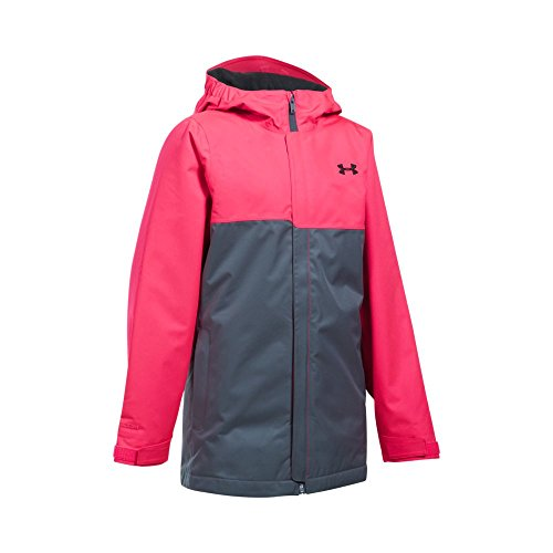 Under Armour Pink Jacket - 4