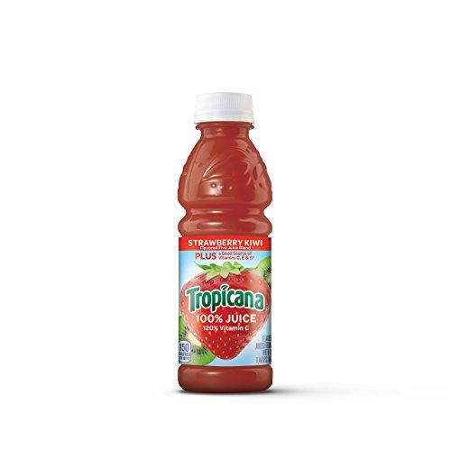 - Tropicana Juice, Strawberry Kiwi, 10 Ounce (Pack of 15)