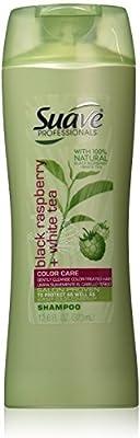 Suave Professionals Color Care Shampoo Black Raspberry + White Tea 12.6 oz