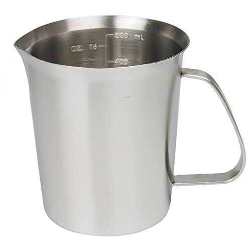 Sissiangle Stainless Measuring Frothing Pitcher product image