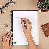 Rocketbook Smart Reusable Notebook - Lined