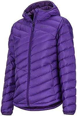 Densit/à dellImbottitura 700 Antivento Marmot Wms Highlander Jacket Giacca da Esterno Impermeabile Idrorepellente Piumino Leggero Isolante