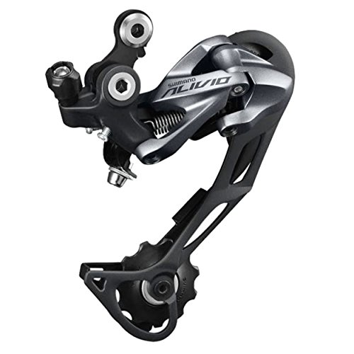Shimano Alivio RD-M4000 SGS 9 Speed Rear Derailleur, Black ()