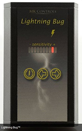 MK Controls Lightning Bug - Camera Trigger for Photographing Lightning Bolts With With Cable #232 Compatible with Olympus USB Plug by MK Controls