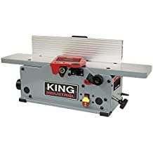 """King Canada KC-6HJC 6"""" Benchtop Jointer with Helical Cutter Head"""