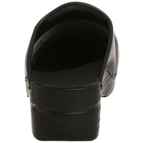 Dansko Karl Box Leather Clog