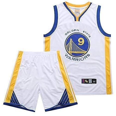 Camiseta de Baloncesto for Hombre Andre Iguodala No. 9 Chándal de ...