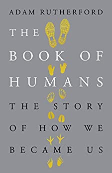 The book of humans adam rutherford