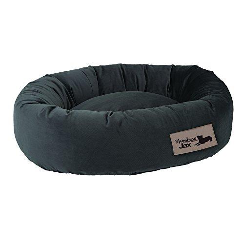 Slumber Jax 32 x 38 x 8-Inch Donut Dog Bed, Large, Spa Summit For Sale