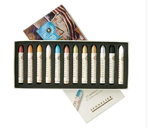 - Sennelier Oil Pastel Sets iridescent colors