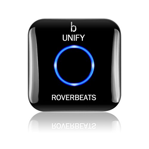 Etekcity Wireless Bluetooth 4.0 Receiver Audio Adapter (NFC-Enabled) for Sound System
