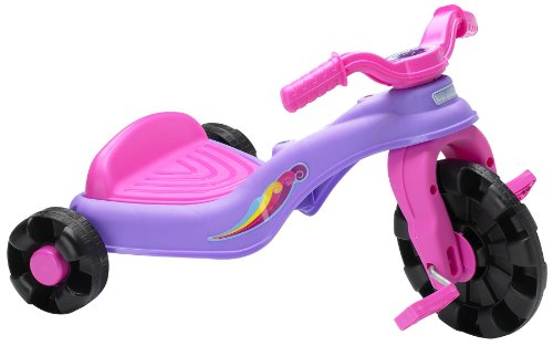 Plastic Tricycle - 8