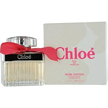 Parfums Chloe Eau de Parfum Spray, Rose Edition, 1.7 Ounce