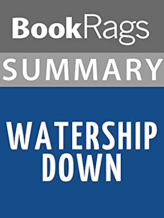 Amazon summary study guide watership down by richard adams kindle price 999 fandeluxe Choice Image