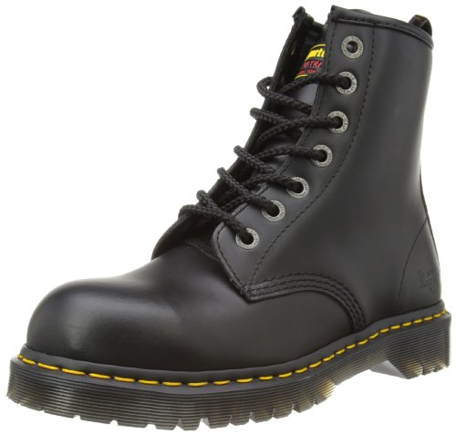 Dr. Martens Adult Leather Safety 7b10 Boots