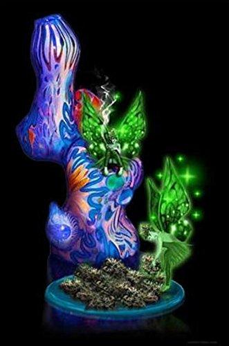 Weed Fairy - Pot Marijuana Poster