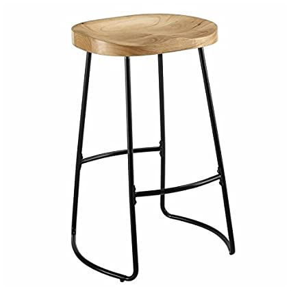 Incredible Amazon Com Riverbay Furniture 30 Tractor Seat Bar Stool In Gmtry Best Dining Table And Chair Ideas Images Gmtryco