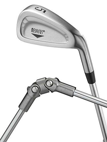 (Medicus 2000 Dual Hinge 5 Iron, Golf Swing Trainer, Men's, RH)