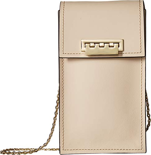 Ivory Earthette Posen ZAC Accordion Womens Zac Phone Crossbody 0TAA6Hnq