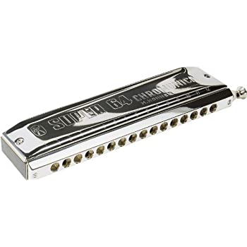 Hohner Super 64 Chromonica, Key of C