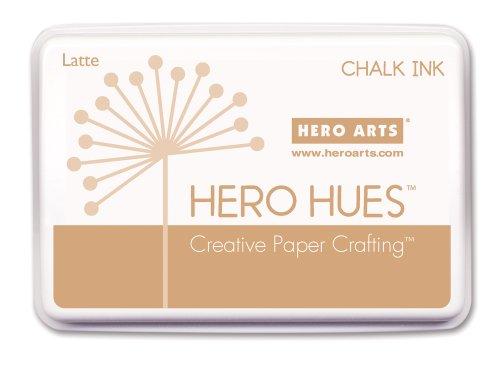 Hero Arts Rubber Stamps Chalk Ink, Latte