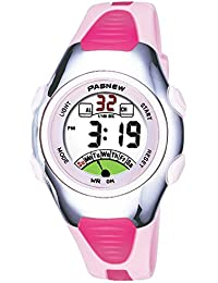 Kids Watch 30M Waterproof Sport LED Alarm Stopwatch...