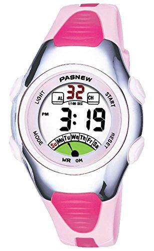 Lcd Digital Sports Alarm - 4