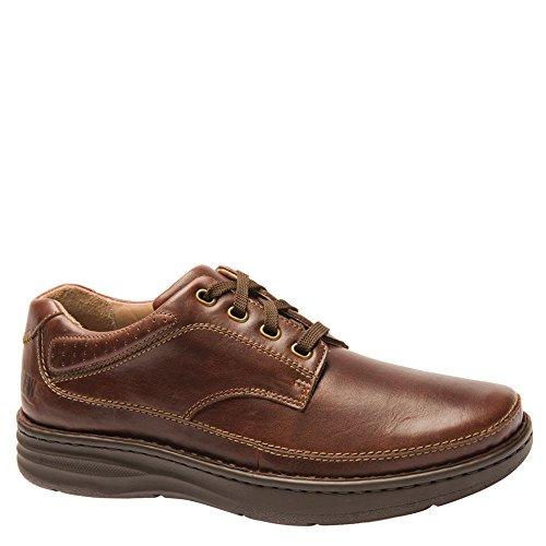 Oxfords Toledo (Drew Shoe Men's Toledo Oxfords Brandy 11 M US)