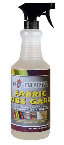 No-Burn Fabric Fire Protection (Fire Retardant Cloth compare prices)