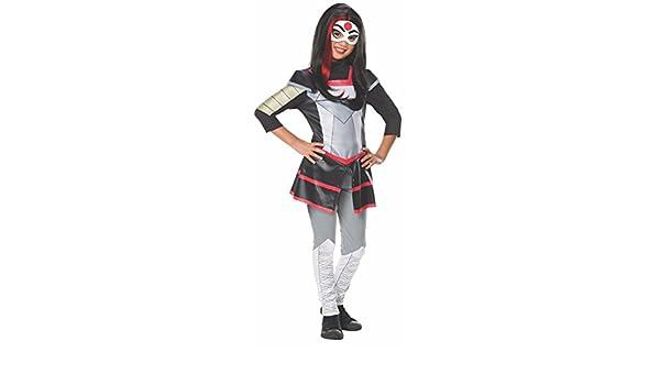 Rubies Costume Kids DC Superhero Girls Deluxe Katana Costume, Medium: Amazon.es: Juguetes y juegos