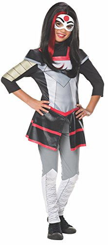 Rubie's Costume Kids DC Superhero Girls Deluxe Katana Costume, Small -