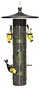 Birdscapes 736 Upside Down Goldfinch Feeder SALE