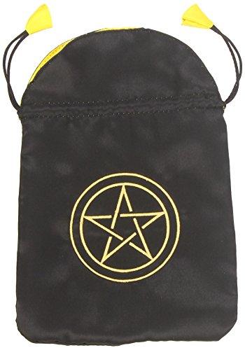 Pentacle Satin Bag (Bolsas de Lo Scarabeo Tarot Bags From Lo Scarabeo)