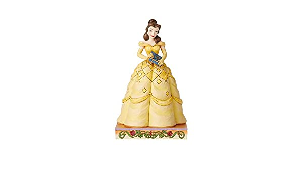 """Disney Traditions /""""Curious Collector/"""" Arielle Princess Passion Jim Shore 6002819"""
