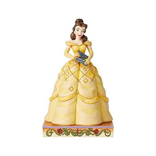 Enesco Disney Traditions by Jim Shore Princess Passion Belle Figurine (Jim Shore Disney Belle)