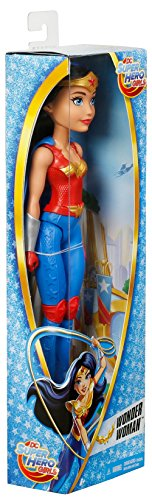 DC Super Hero Girls 12″ Training Action Wonder Woman Doll